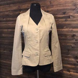 Anthropolgie Elevenses jacket